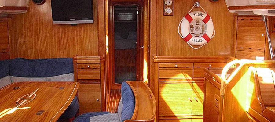 brake - die tischlerei: Wir sind Spezialisten im Yachtausbau und Schiffsinnenausbau.