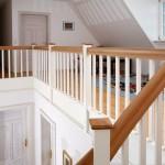 Hier zeigen wir Ihnen eine Holztreppe, die wir in der Gemeinde Hesel (Kreis Leer, Ostfriesland) für einen Kunden erstellt haben.