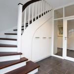 Hier zeigen wir Ihnen eine Holztreppe, die wir in der Gemeinde Westoverledingen (Kreis Leer, Ostfriesland) für einen Kunden erstellt haben.