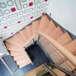 Hier zeigen wir Ihnen eine Holztreppe, die wir in der Gemeinde Moormerland (Kreis Leer, Ostfriesland) für einen Kunden erstellt haben.