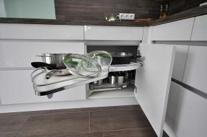 Bei einer Küche vom Tischler können Sie Ihre eigenen Wünsche umsetzen - gerade auch in den Details.