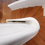 Hier zeigen wir Ihnen eine Holztreppe, die wir in Weener (Rheiderland, Ostfriesland) für einen Kunden erstellt haben.